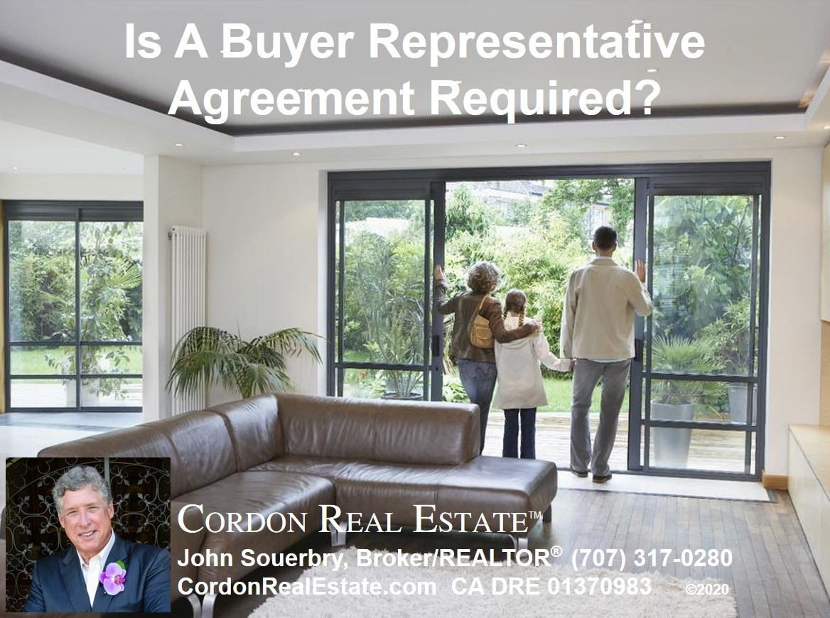 Is A Buyer Representative Agreement Required