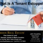 What Is A Tenant Estoppel Cordon Real Estate