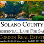 Solano County Residential Land For Sale