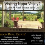 Visiting Napa Valley Look At Real Estate With Us
