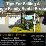 Tips For Selling A Single Family Rental Property