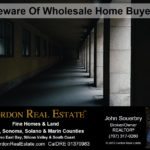 Beware Of Wholesale Home Buyers Cordon Real Estate