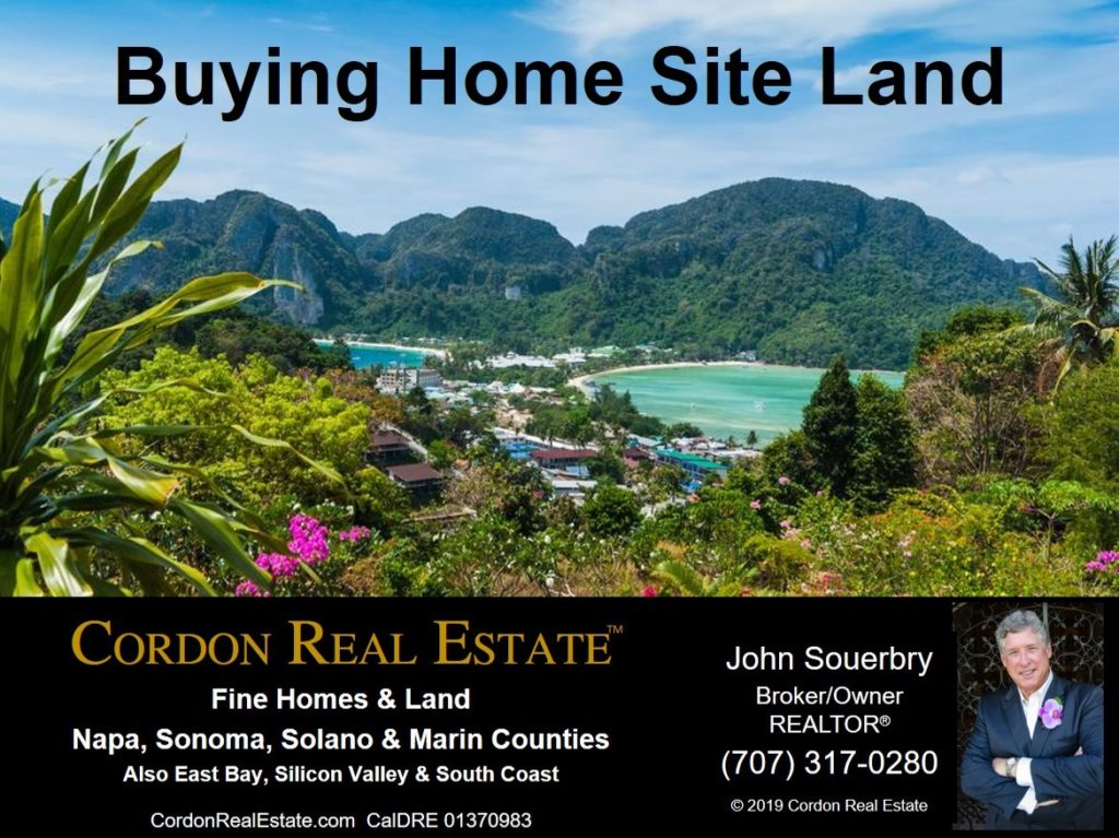 Buying Home Site Land Cordon Real Estate