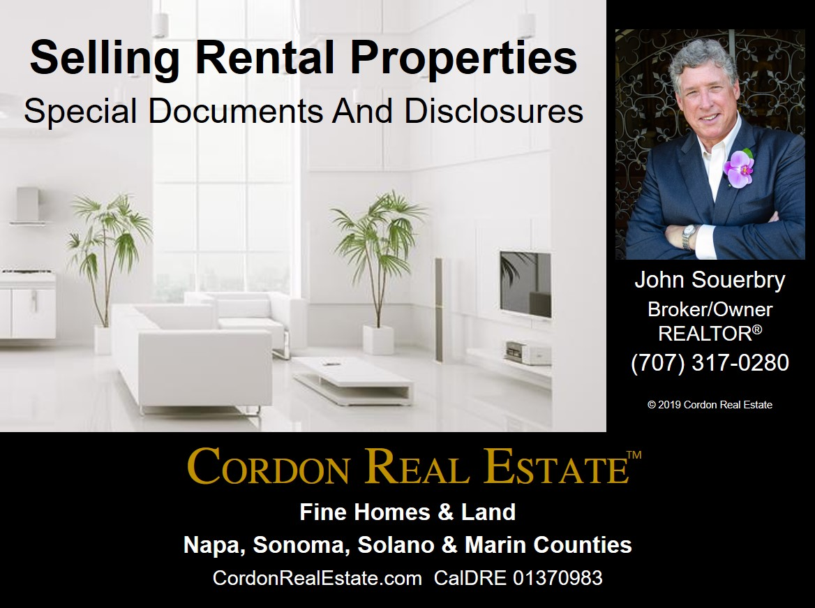 Selling Rental Properties - Special Documents and Disclosures