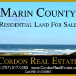 Marin County Residential Land For Sale Cordon Real Estate