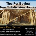 Tips For Buying New Subdivision Homes Cordon Real Estate
