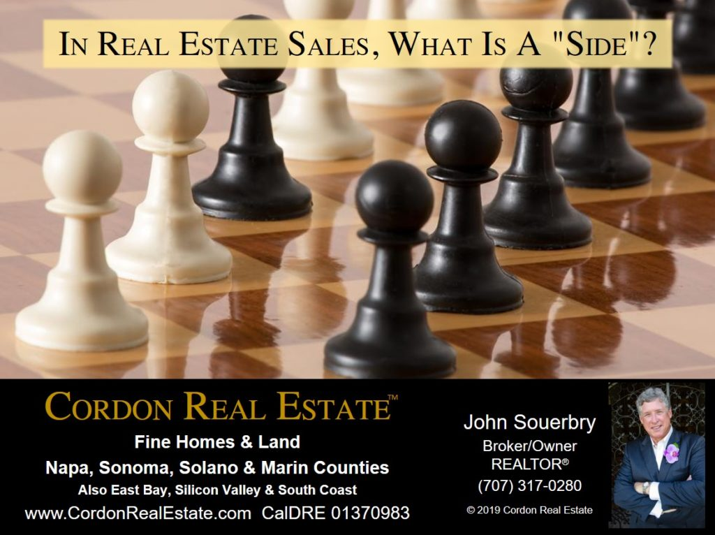 In Real Estate Sales What Is A Side Cordon Real Estate
