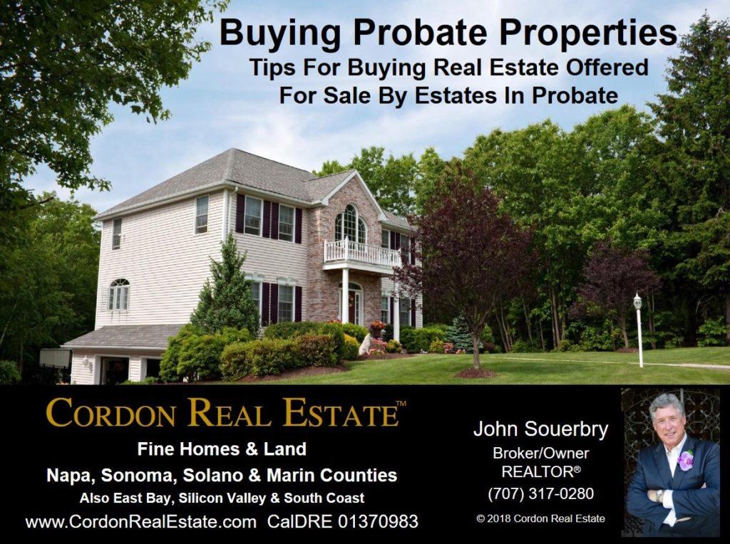 Buying Probate Properties Cordon Real Estate