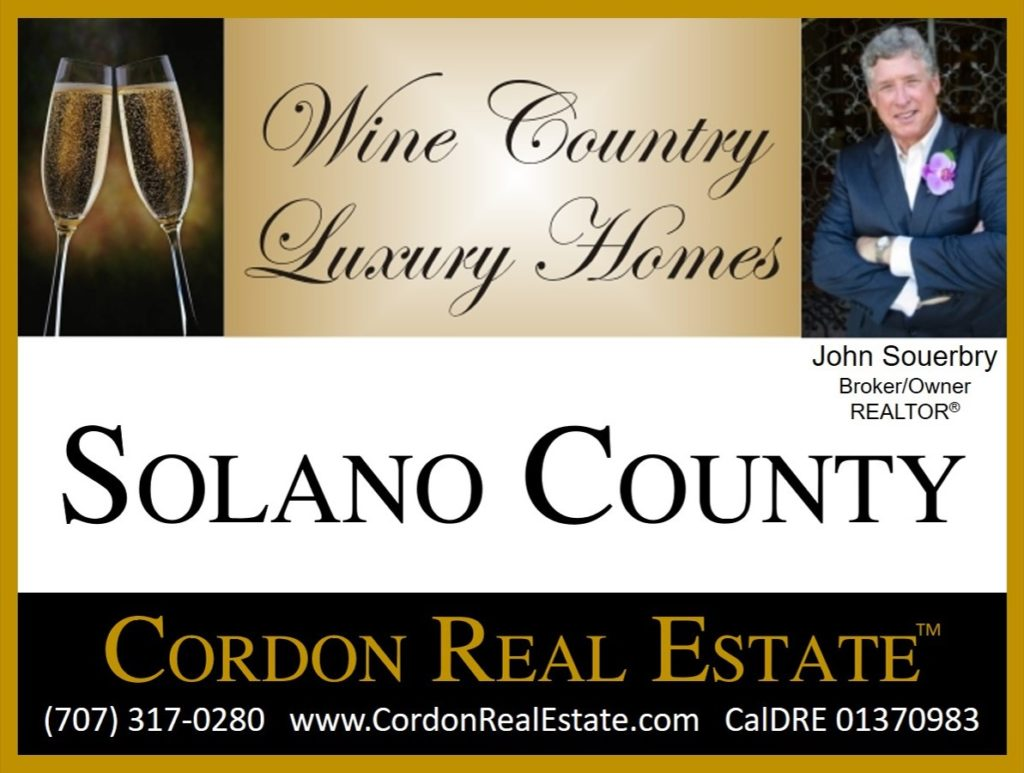 Solano County Luxury Homes For Sale