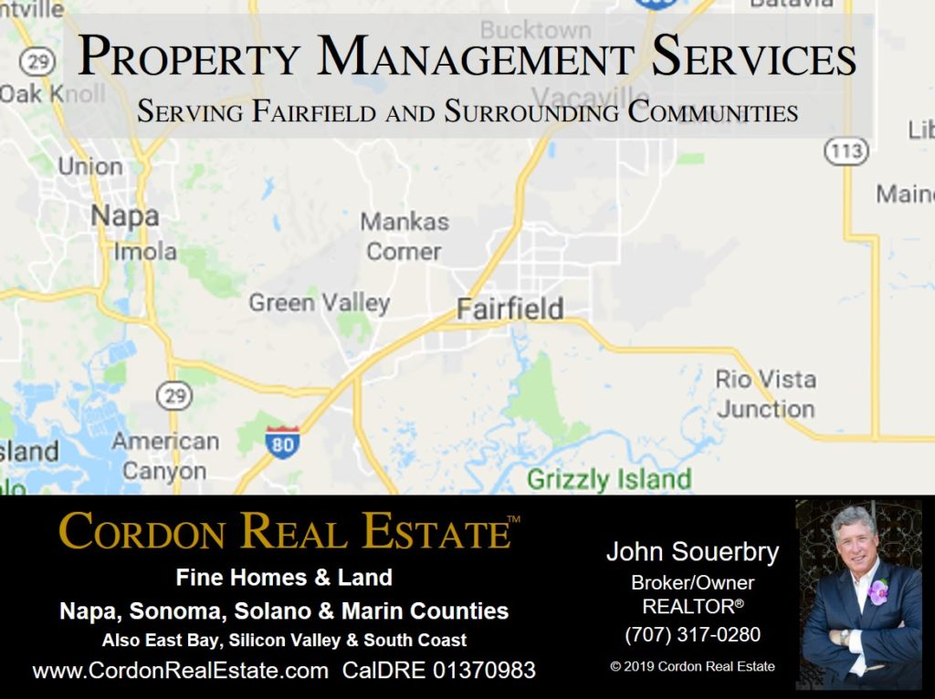 Fairfield Property Management Services Cordon Real Estate