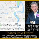 Downtown Napa Homes For Sale Cordon Real Estate