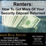 Renters How To Get More Of Your Security Deposit Returned Cordon Real Estate