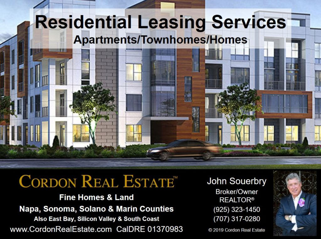 Residential Leasing Services Cordon Real Estate