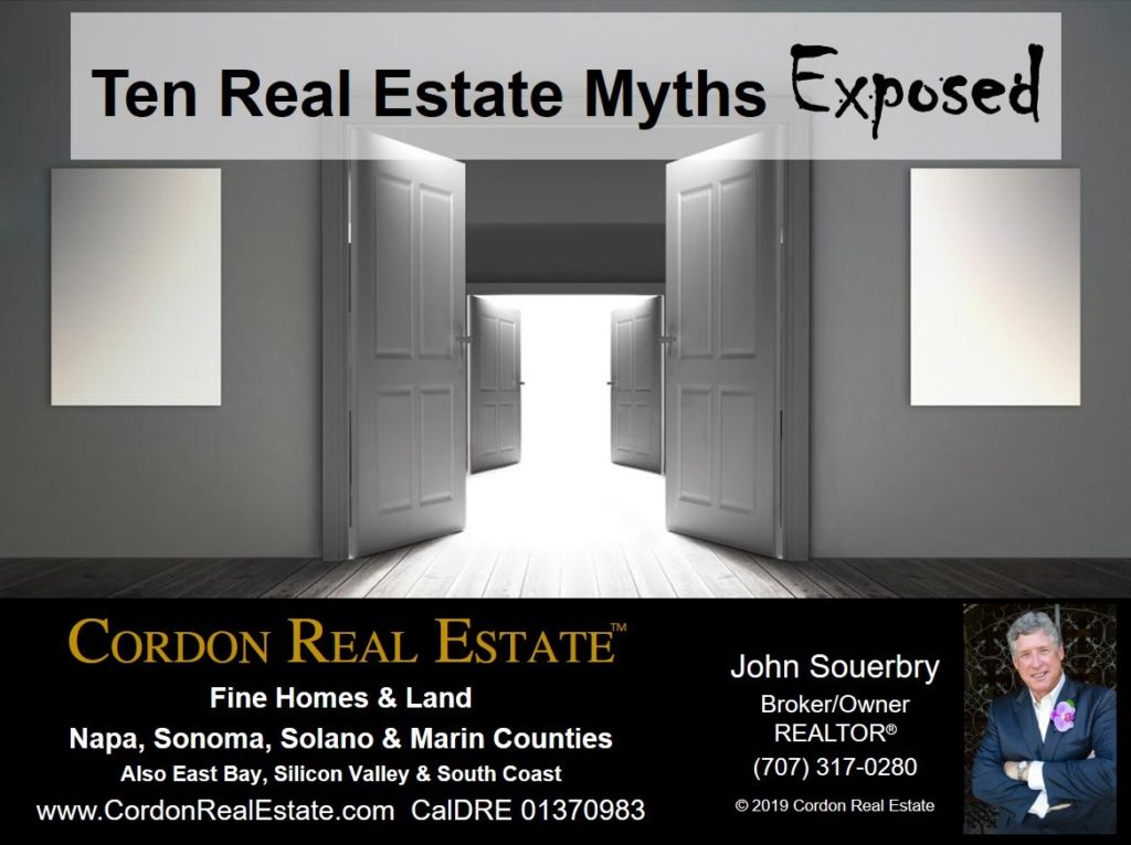 Ten Real Estate Sales Myths Exposed Cordon Real Estate