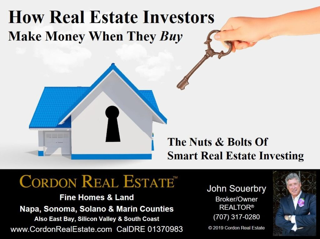 How Real Estate Investors Make Money When They Buy Cordon Real Estate