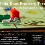 Mello Roos property tax assessments explained Cordon Real Estate