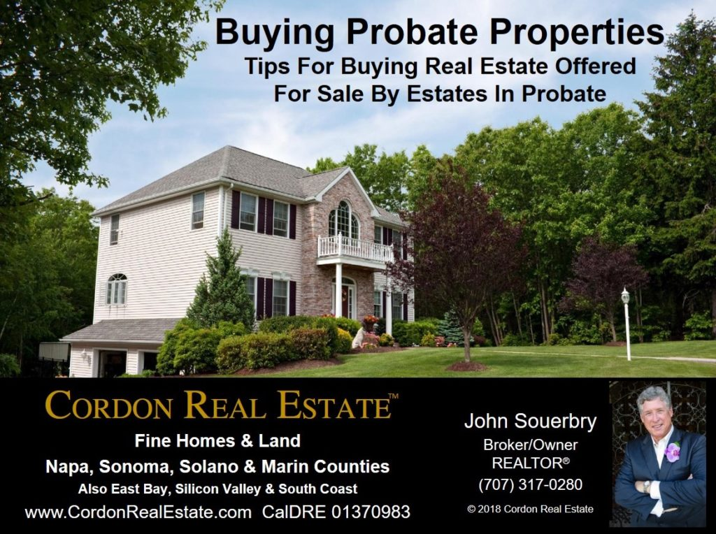 Buying Probate Properties Cordon Real Estate