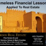 Timeless Financial Lessons Applied To Real Estate Cordon Real Estate