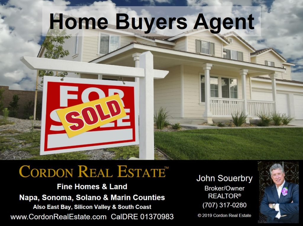 San Francisco Bay Area Home Buyers Agent Cordon Real Estate