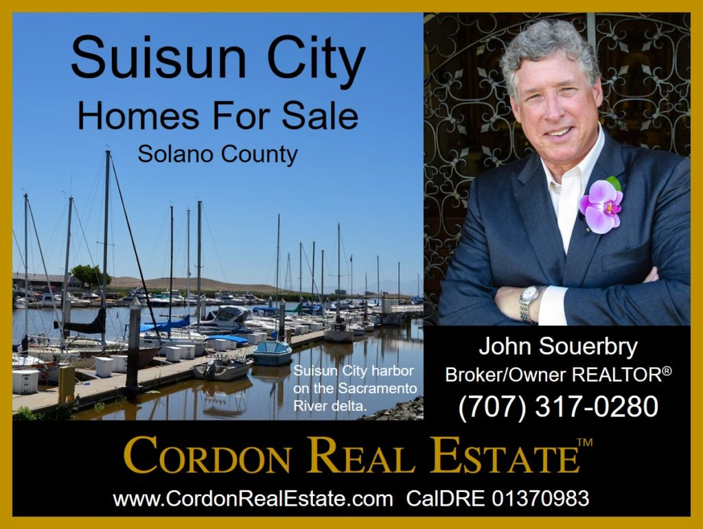 Suisun City Homes For Sale Harbor Cordon Real Estate