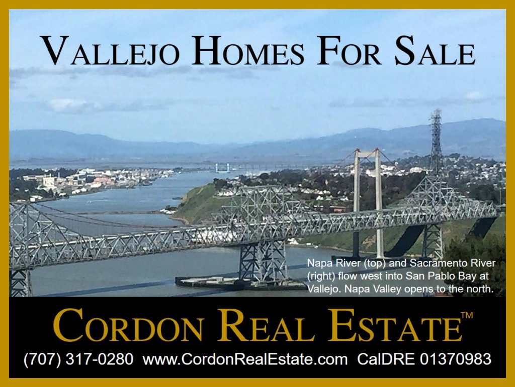 Vallejo Homes For Sale Cordon Real Estate