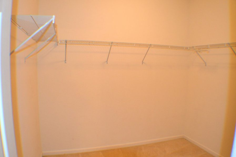 2422 Digerud Drive master suite walk in closet