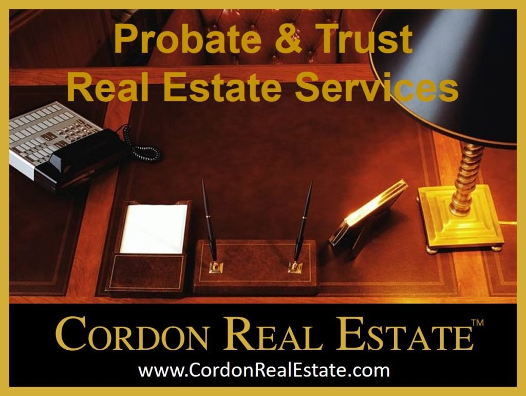 California Probate and Trust Real Estate Services