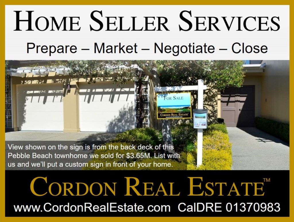 Home Seller Services Prepare Market Negotiate Close Cordon Real Estate