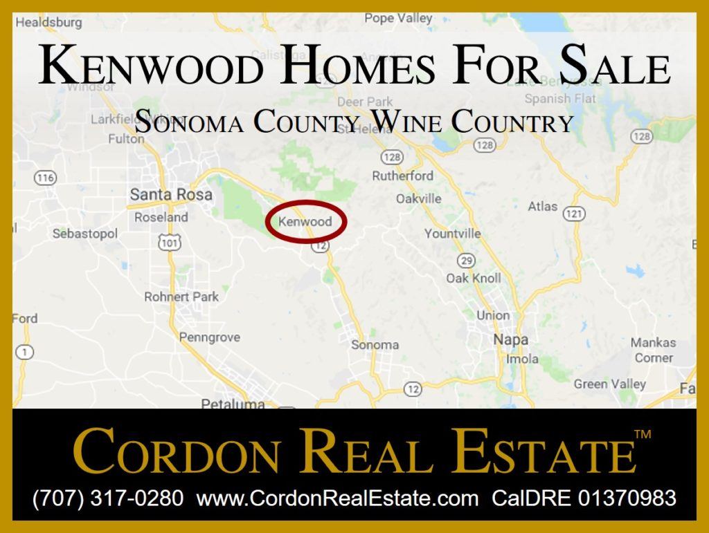 Kenwood Homes For Sale Cordon Real Estate