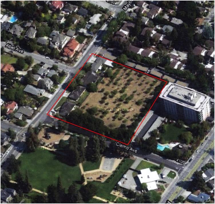 Clemo Lot Palo Alto