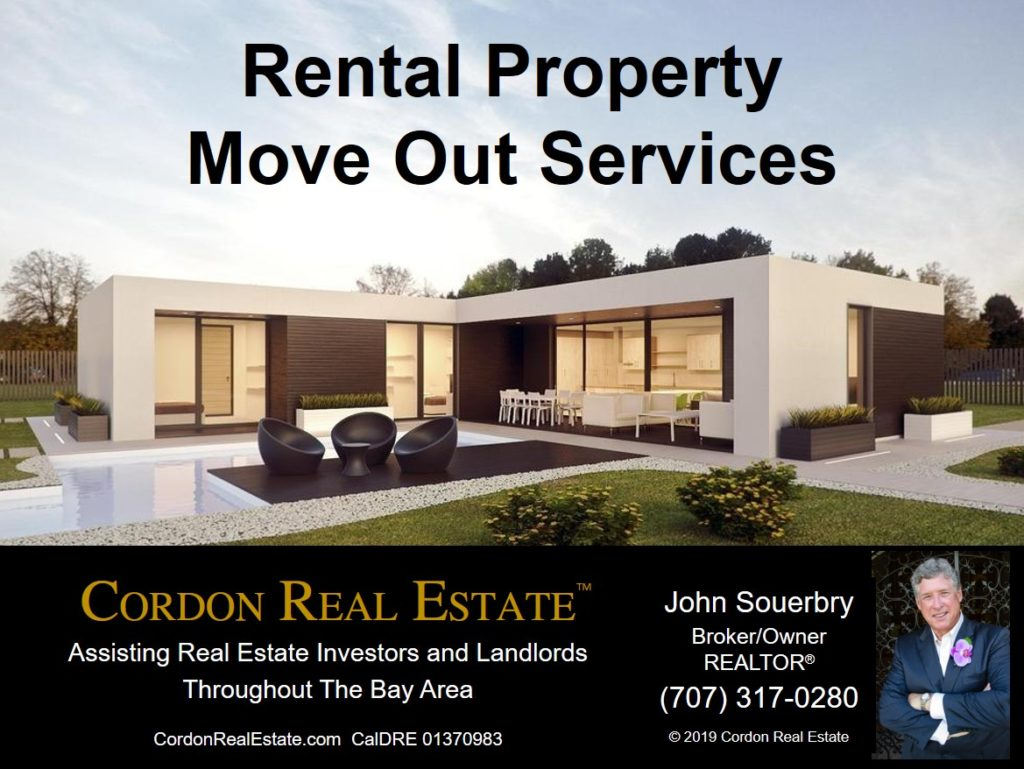 Rental Property Move Out Services Cordon Real Estate