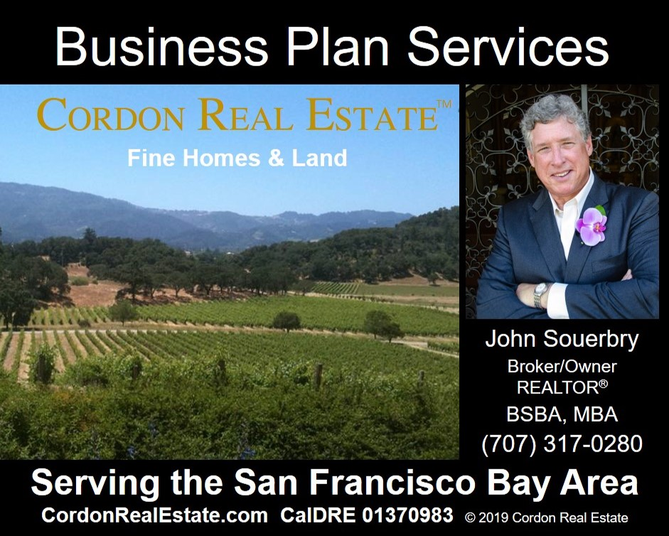 Business Plan Services Cordon Real Estate