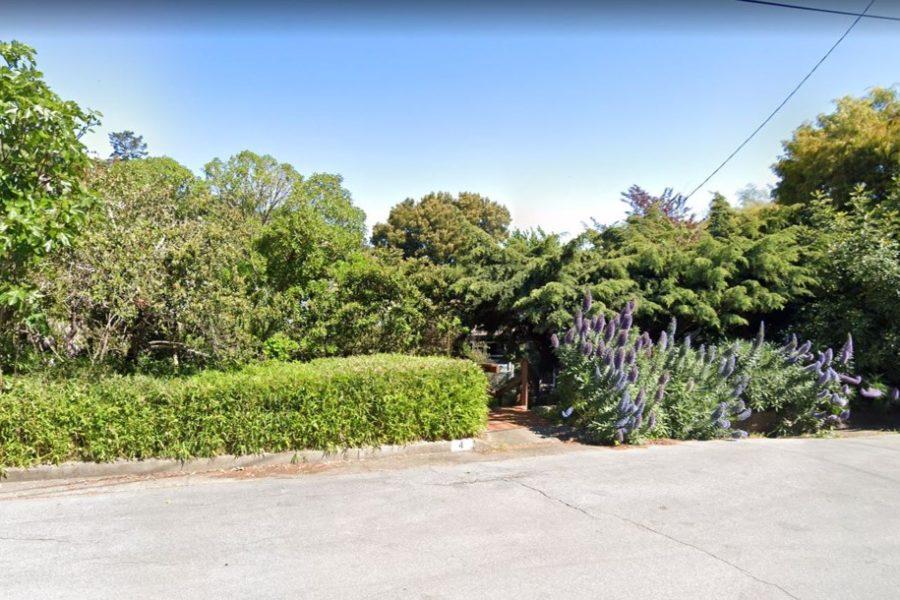 4 Warren Court Tiburon street view