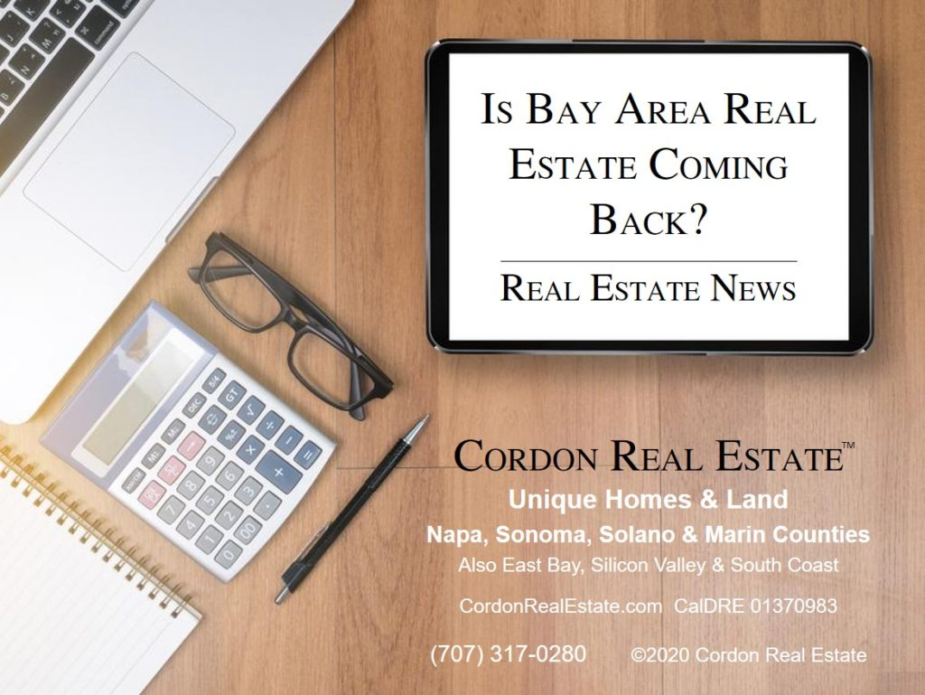 Is Bay Area Real Estate Coming Back