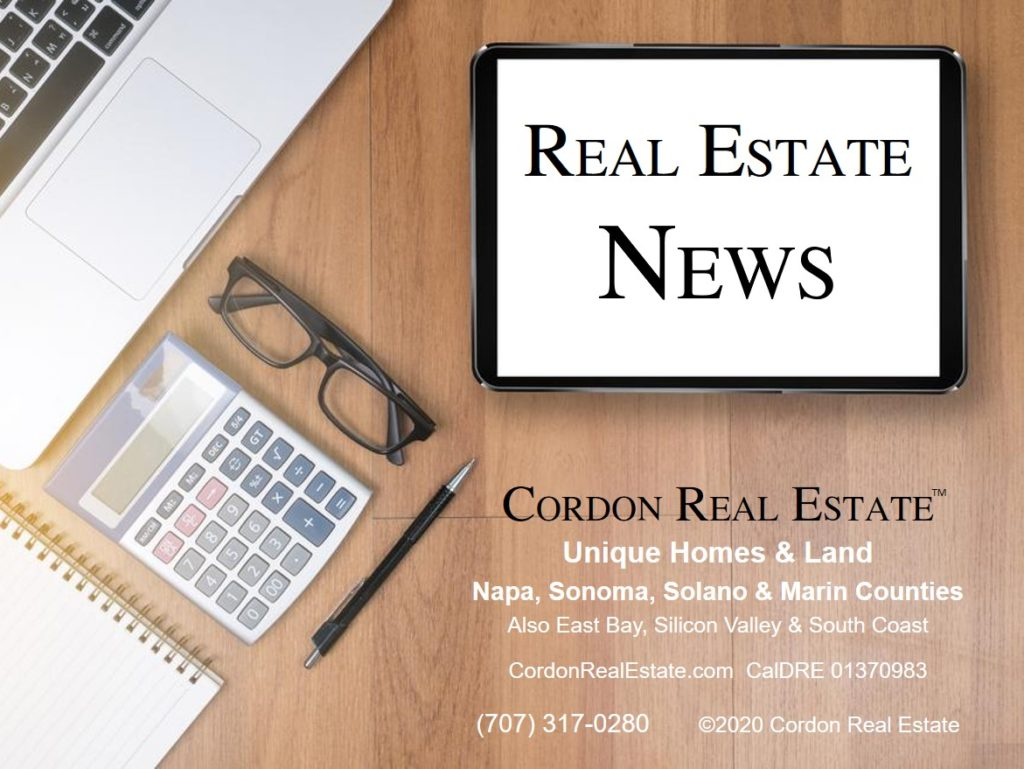 Real Estate News from Cordon Real Estate