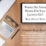 Where Did Those Homes For Sale Listings Go