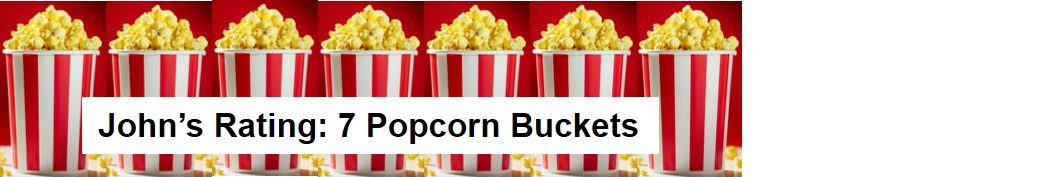 Silver Screen Selections 7 popcorn buckets
