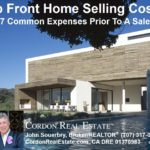Up Front Home Selling Expenses Cordon Real Estate
