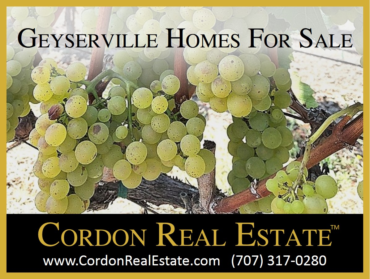 Geyserville homes for sale
