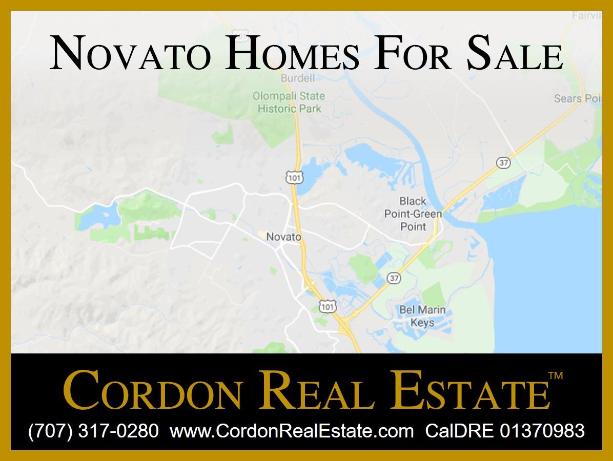 Novato Homes For Sale Cordon Real Estate