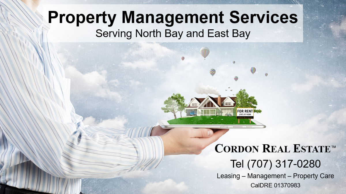 Property Management Services San Francisco Bay Area North Bay East Bay