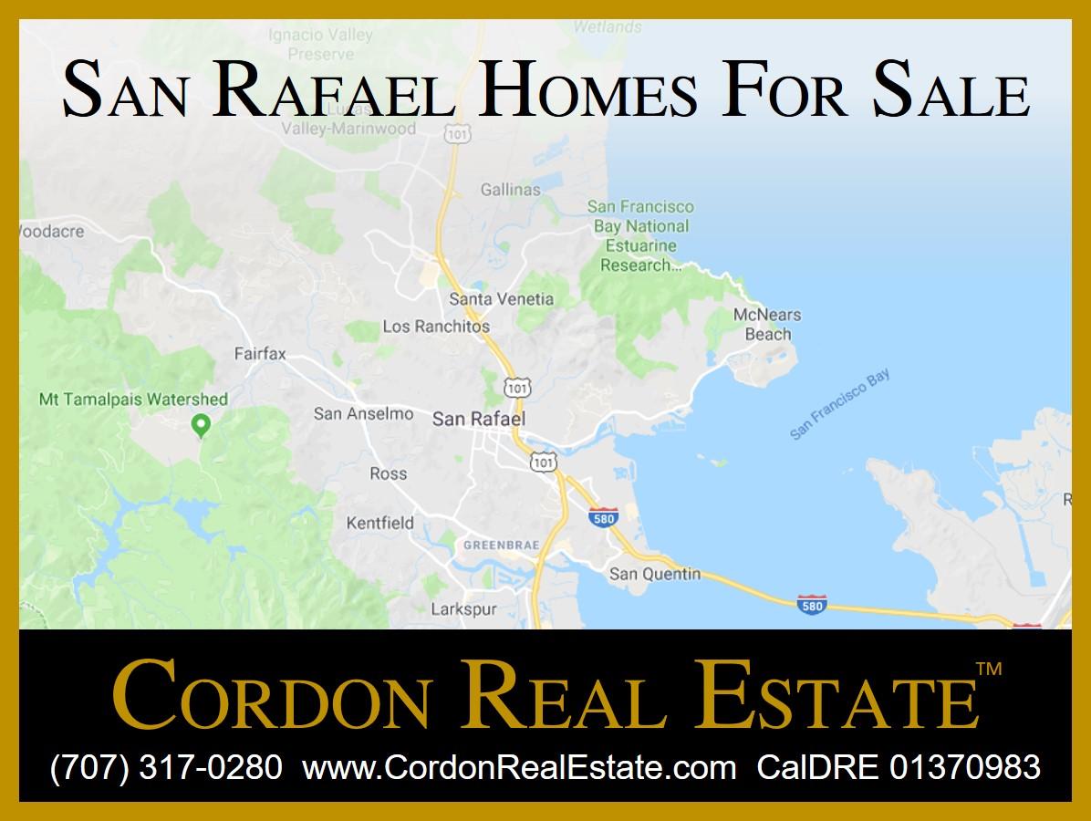 San Rafael Homes For Sale Cordon Real Estate